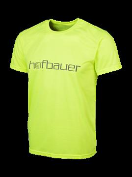 Bild von T-Shirt neon gelb