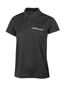 Bild von Polo Shirt schwarz
