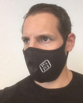 Bild von Gesichtsmaske Polyester 2er-Pack